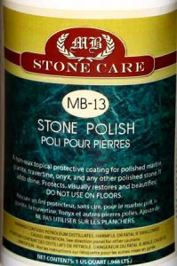 MB-13 Stone Polish