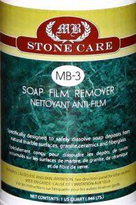 MB-3 Soap Film Remover