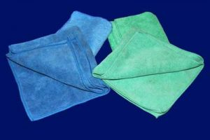 MICROFIBRE CLEANING